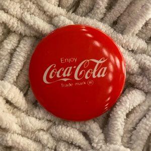 '90s Coca-Cola Button